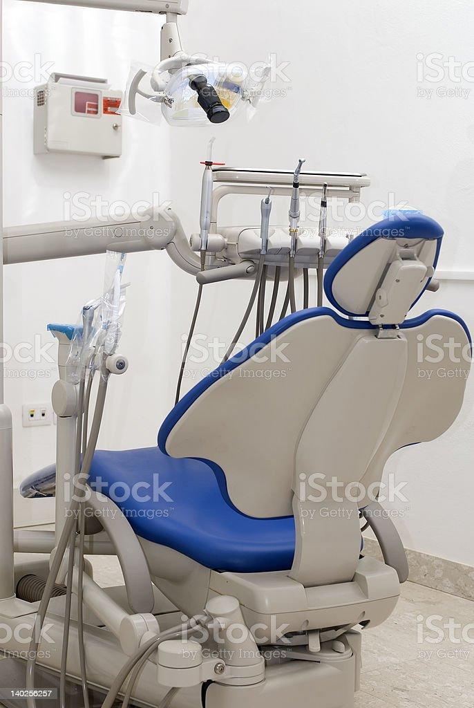 Dental Chair 2 royalty-free stock photo