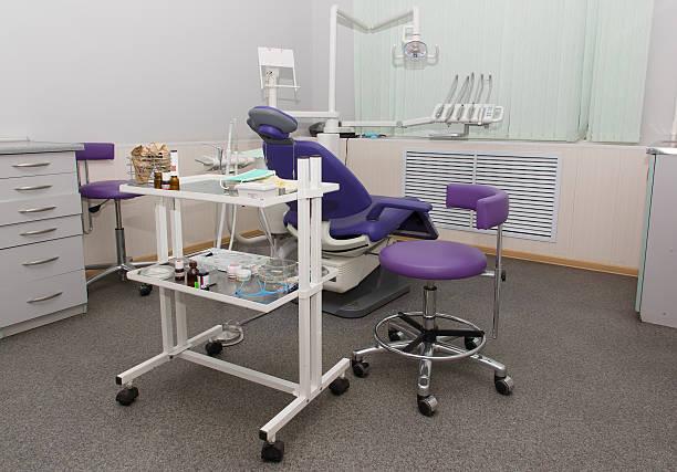 Fotel dentystyczny – zdjęcie
