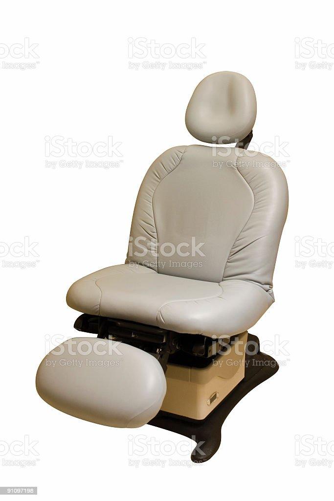 Dental Chair royalty-free stock photo