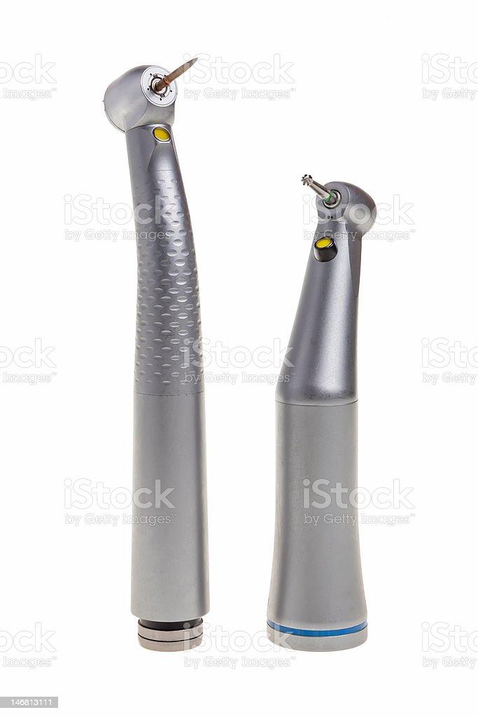 Dental drill tools. stock photo