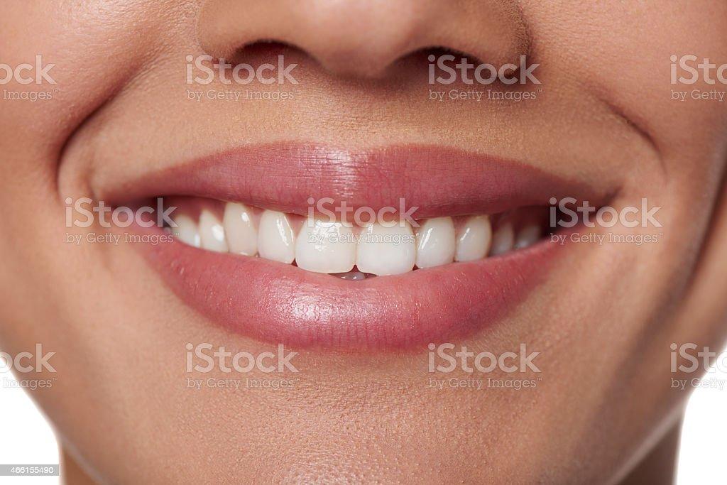 Dental health. stock photo