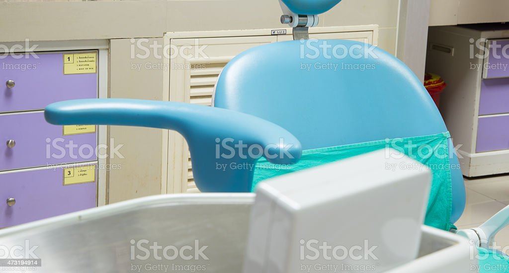 dental instruments stock photo
