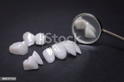 zircon dentures is a perfect dental cosmetics