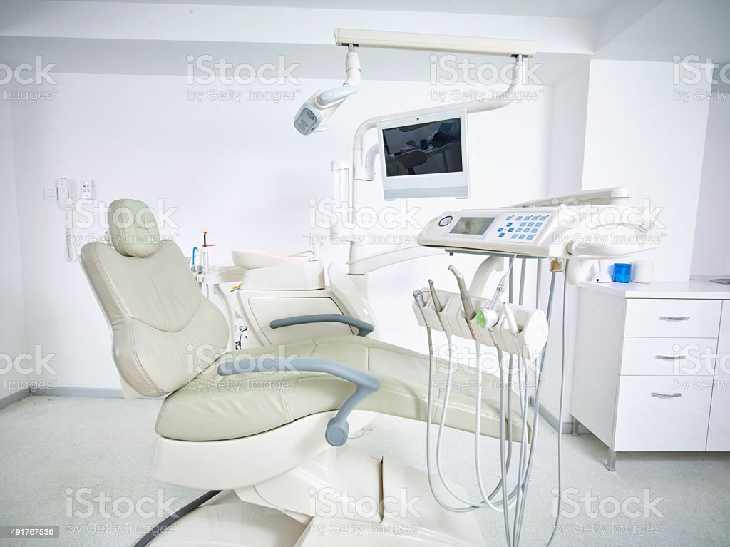 Dental office stock photo