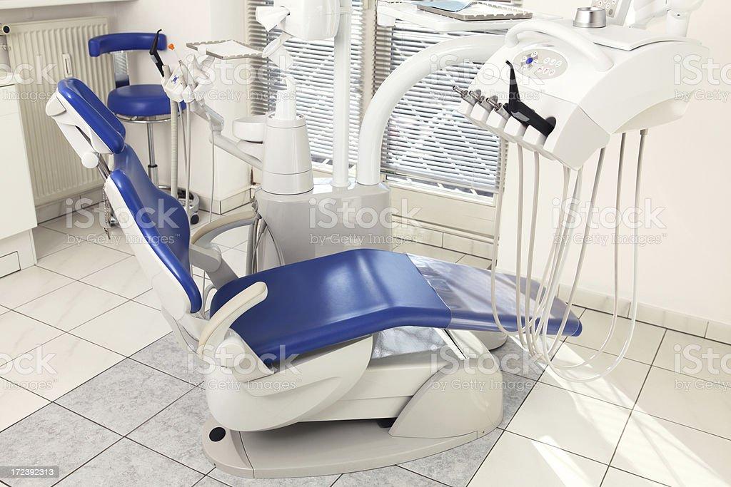 dental practice royalty-free stock photo