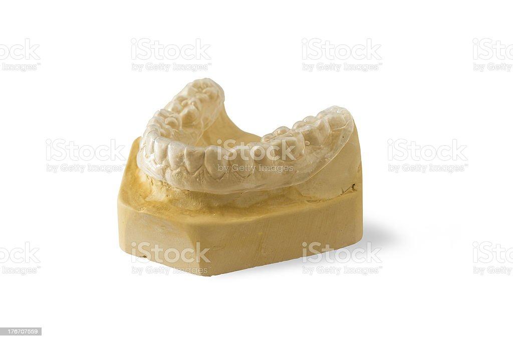 Dental Unterlagen Mit Biss Stock-Fotografie und mehr Bilder von ...