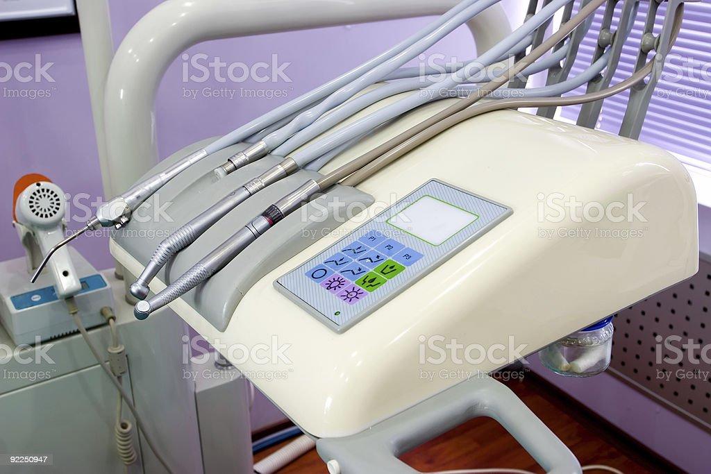 Dental room royalty-free stock photo
