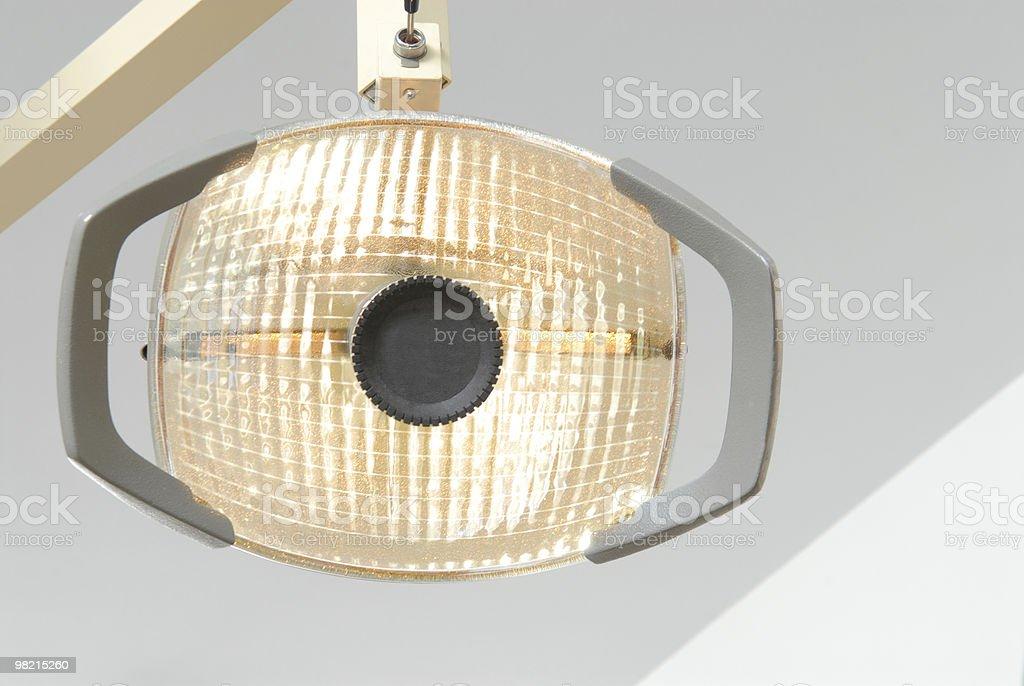 Dental Spotlight Equipment royalty-free stock photo