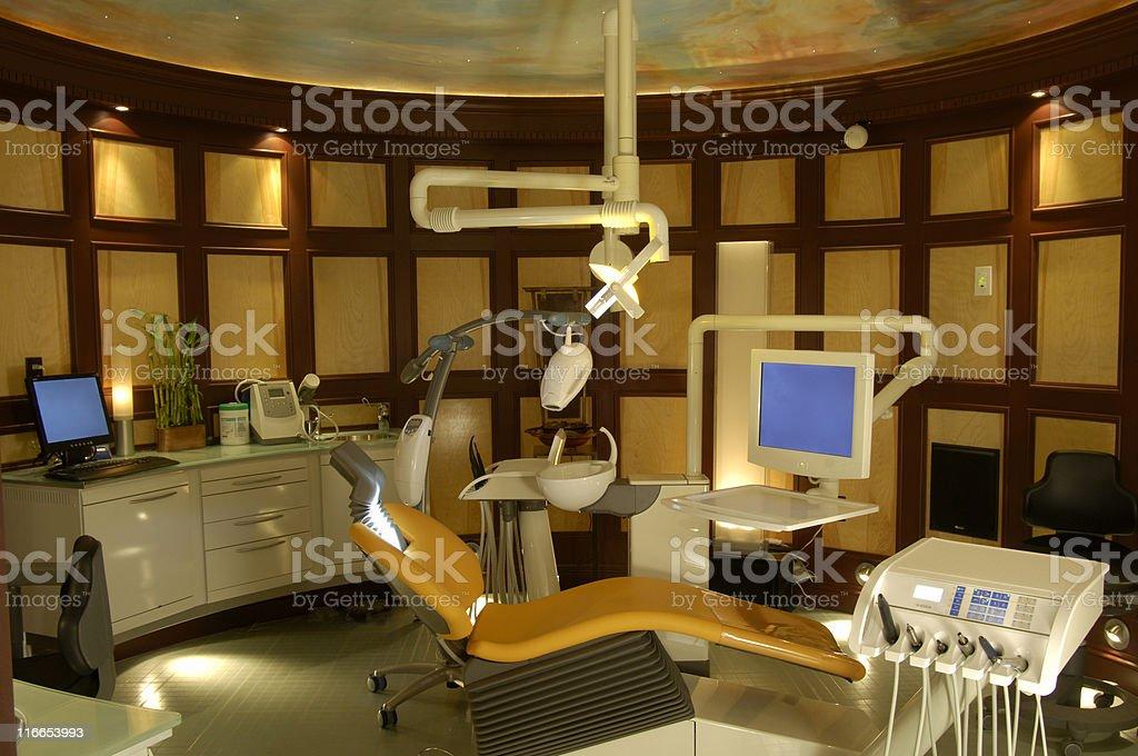 Dental surgery royalty-free stock photo