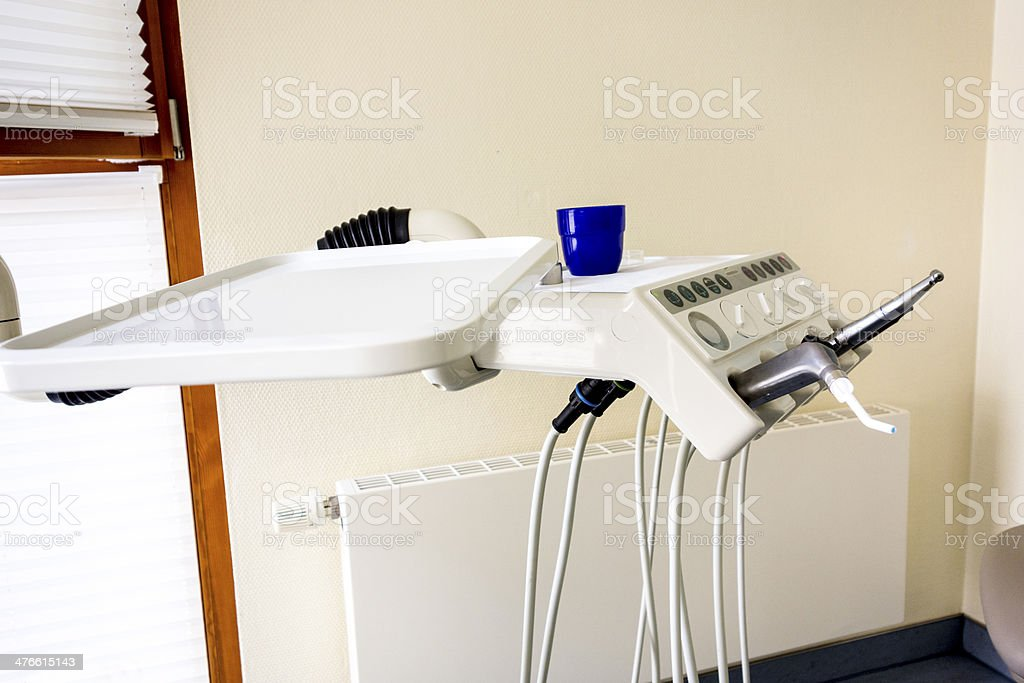dental tools royalty-free stock photo