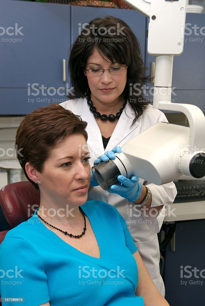 Dental X-Ray royalty-free stock photo