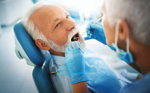 Dentist appointment. stock photo
