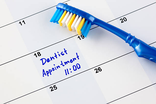 dentist appointment - dentists office stock pictures, royalty-free photos & images