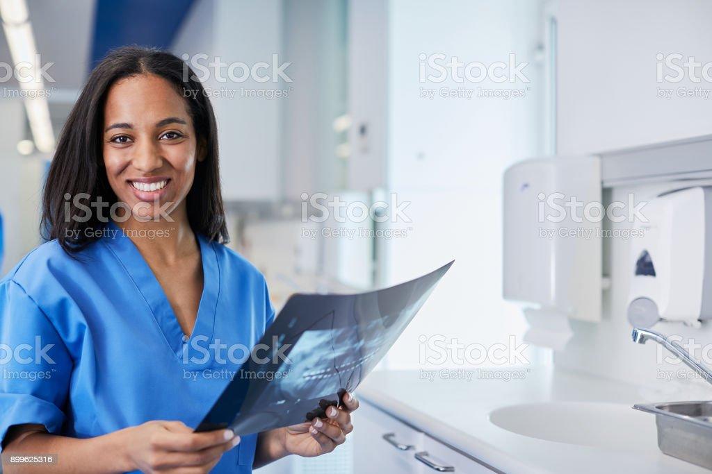 Zahnarzt Arzt und medizinischer Konzepte in Barcelona – Foto
