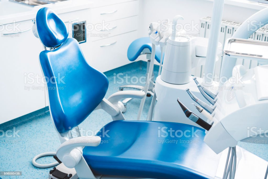 Zahnarzt-Untersuchungsraum – Foto