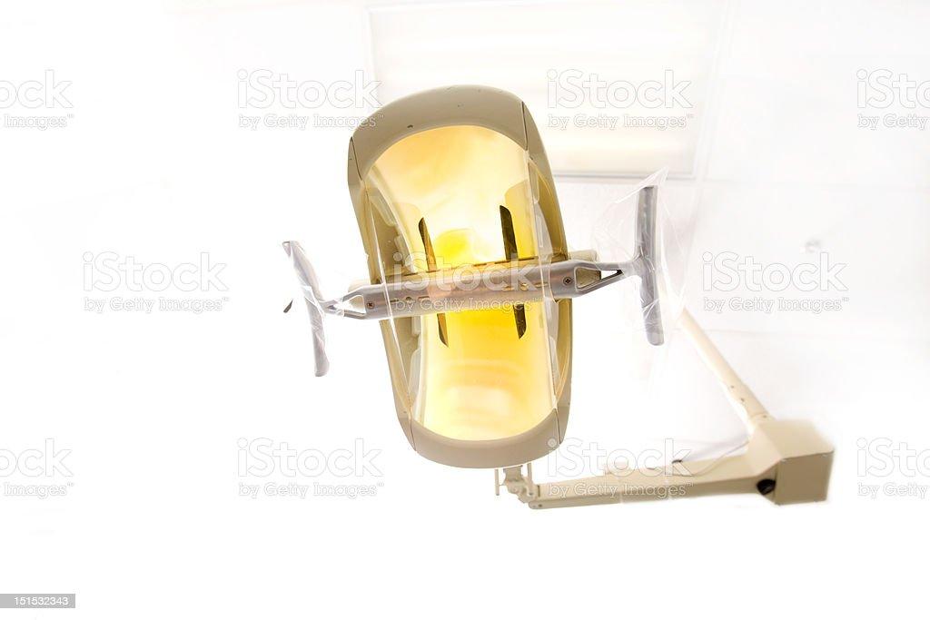 Dentist Light stock photo
