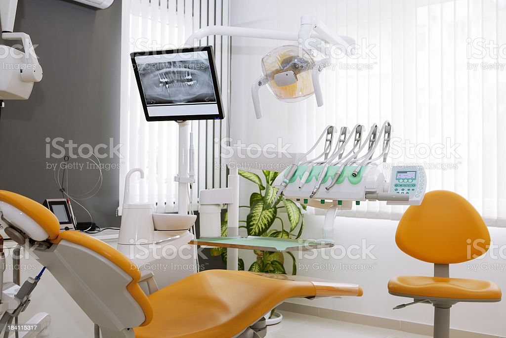 Dentist Office royalty-free stock photo