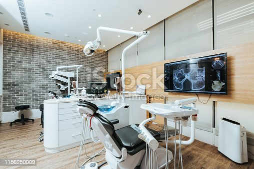 Modern Dentist office in Taiwan