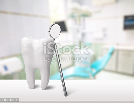 istock Dentist. 687011192