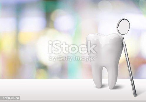 istock Dentist. 872837070