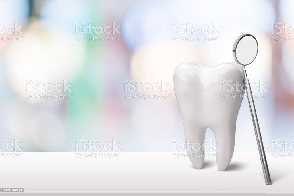 Zahnarzt. Lizenzfreies stock-foto