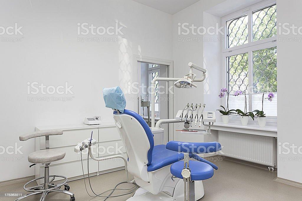 Dentist room royalty-free stock photo
