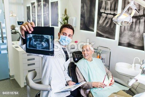 istock Dentist work 940518764