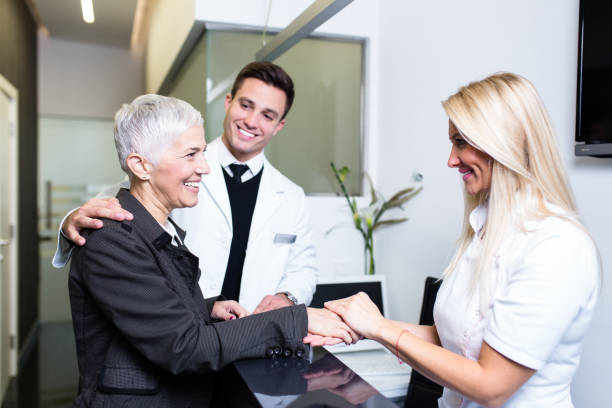 dentist work - leaving stock photos and pictures