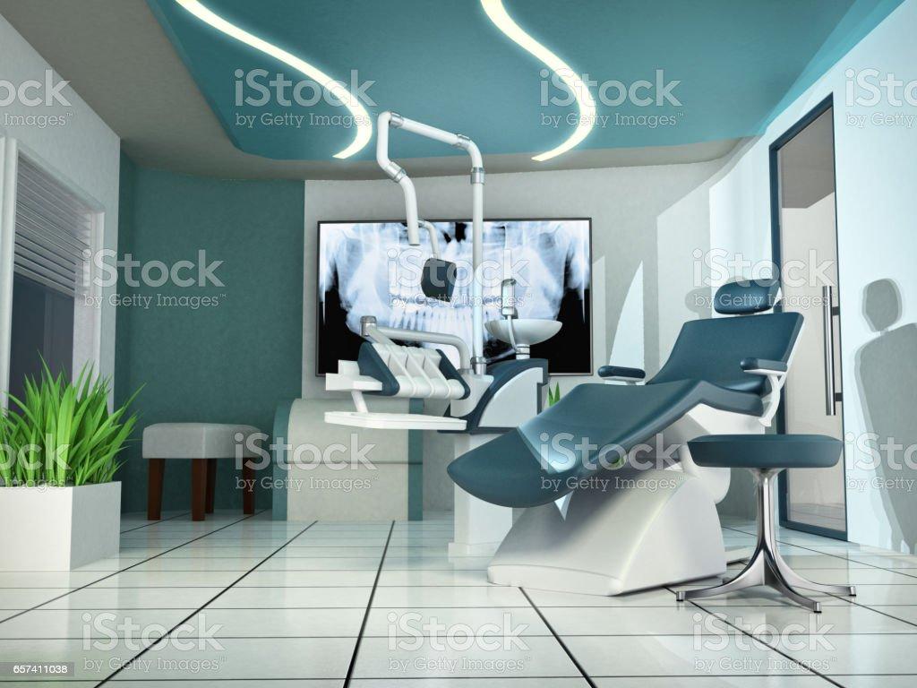 Photo Libre De Droit De Cabinet De Dentiste Orne De Materiel Medical