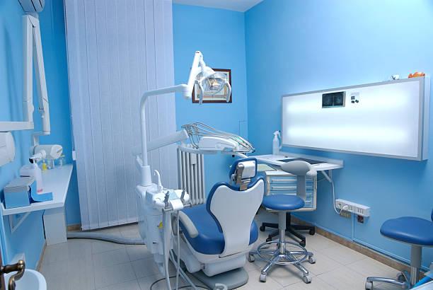 Dentist's room stock photo