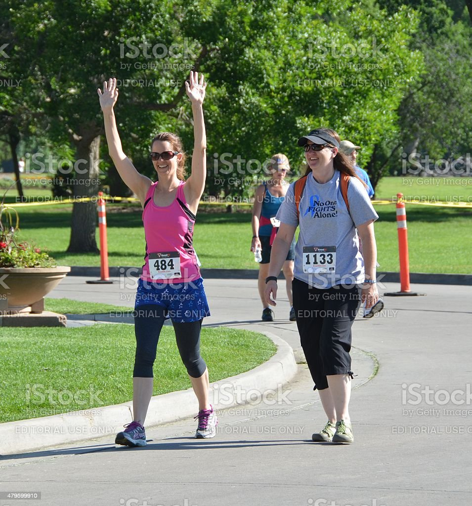 2015 Denver Colon Cancer Undy Runwalk Stock Photo Download Image Now Istock