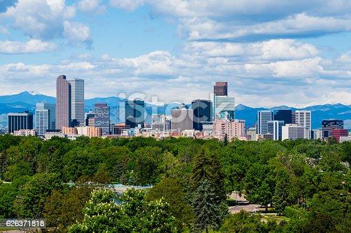 istock Denver Colorado 626371818