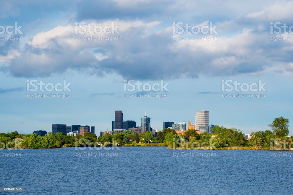 Denver, Colorado stock photo