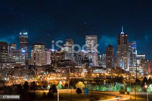 istock Denver Skyline 473946568