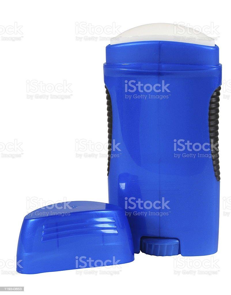 Deodorant. stock photo
