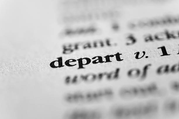 depart - deviate stock pictures, royalty-free photos & images