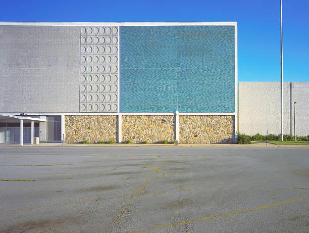 Departmeant Store stock photo