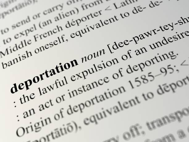 deportation definition of deportation deportation stock pictures, royalty-free photos & images