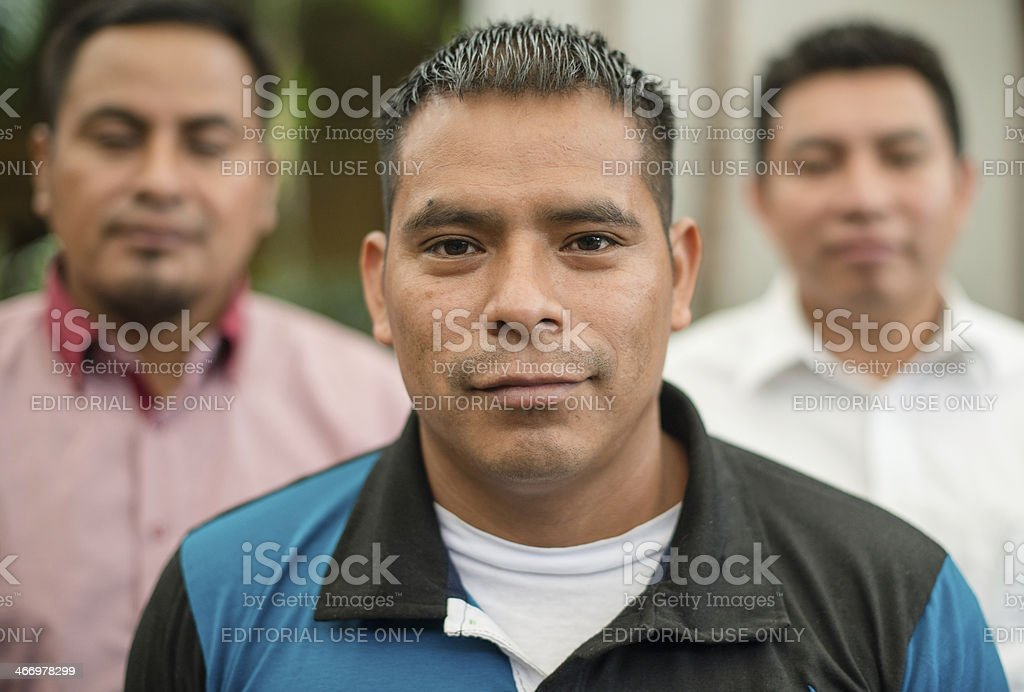 Deported from US stock photo