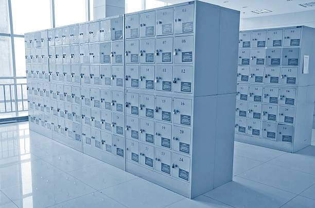 deposit boxes - depositor stock pictures, royalty-free photos & images