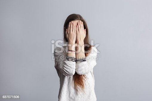 istock Depression and loneliness in youth. 637071506