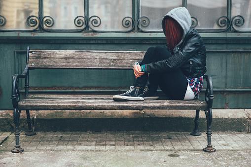 Depression in teenage girls