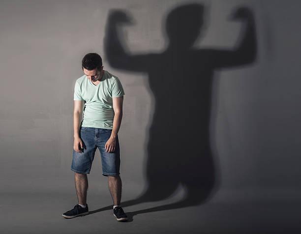 Dépression homme - Photo