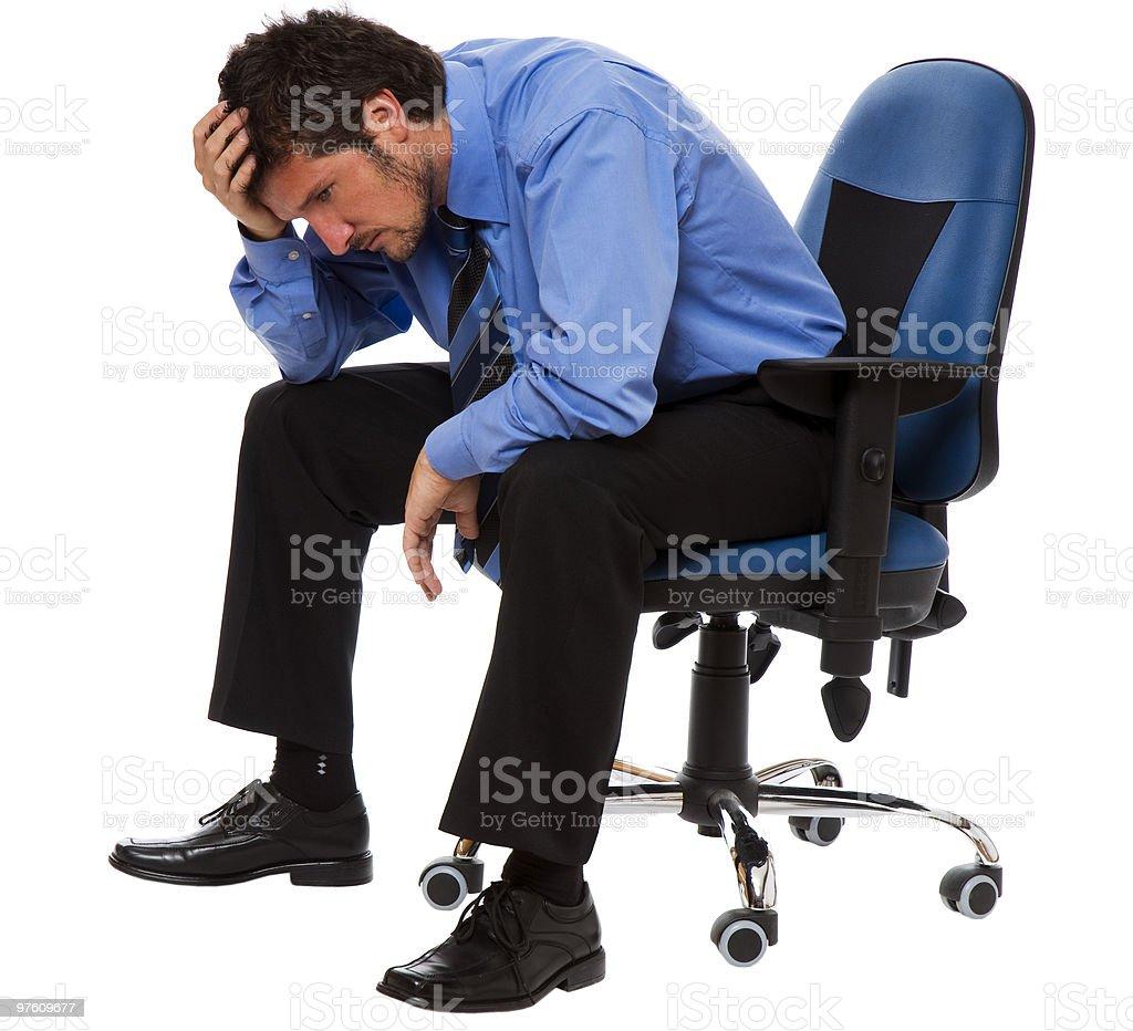 depression royalty-free stock photo