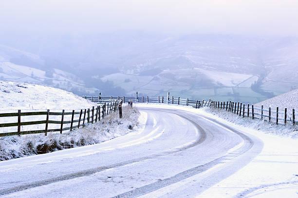 Derbyshire Peak District. – Foto