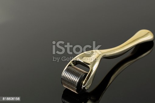 istock derma roller for medical micro needling therpay 818808158