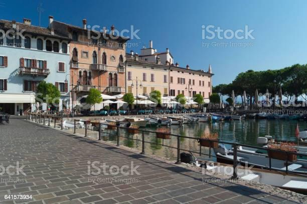 Desenzano Portovecchio Stockfoto und mehr Bilder von Café