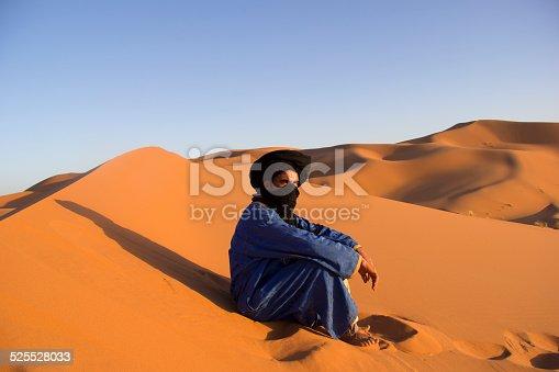 istock Desert and bedouin 525528033
