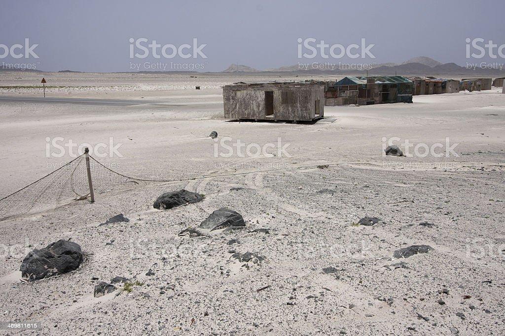 desert beach stock photo