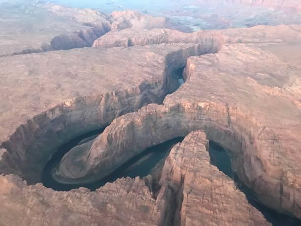 Desert Canyon stock photo